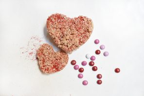 Classic V-Day Treats that are Short and Sweet