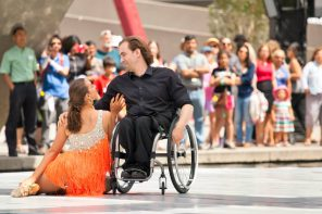 Wheelchair Dancing: Reinventing the Art of Dance