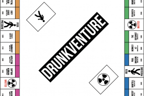 How to Make Your Own Drinking Board Game